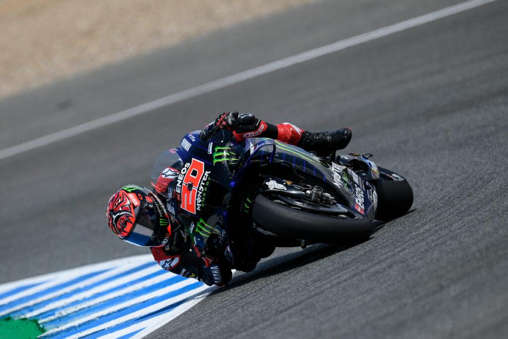 MotoGP | Gp Jerez Qualifiche: Quartararo in pole, Morbidelli ottimo 2°, Rossi 17°
