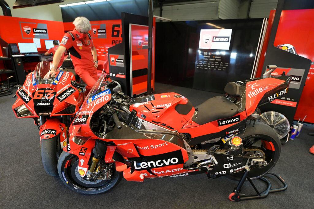 MotoGP | Test Jerez: Vinales chiude al comando, assente Quartararo