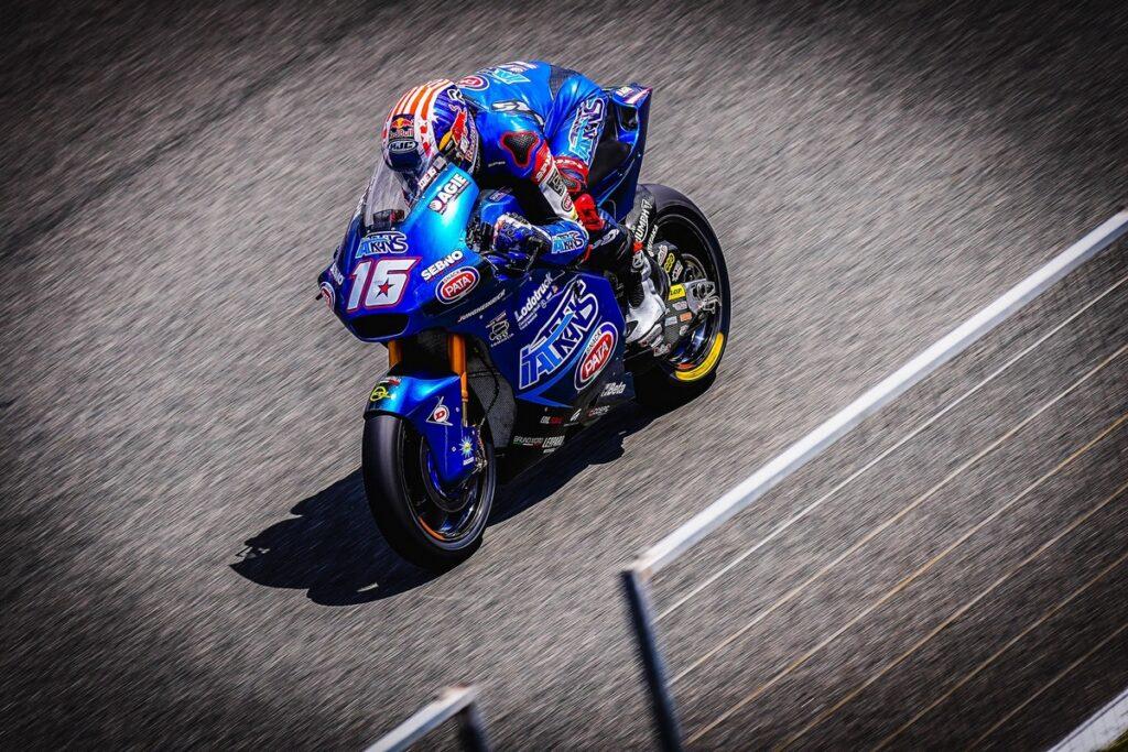 Moto2   Gp Mugello FP1: Roberts il migliore, Arbolino è quinto
