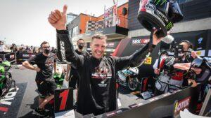 Superbike | Round Aragon, Gara 1: Rea ottiene la vittoria numero 100