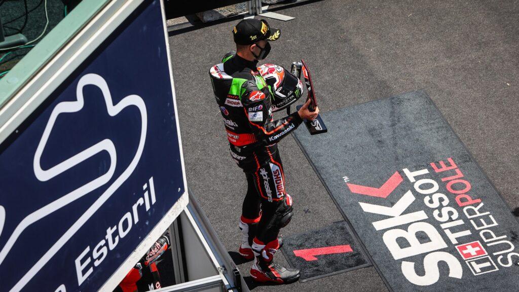 Superbike   Round Estoril, Tissot Superpole: Rea in pole grazie a un giro record