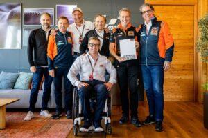 MotoGP | KTM rinnova con Tech 3 per altri cinque anni