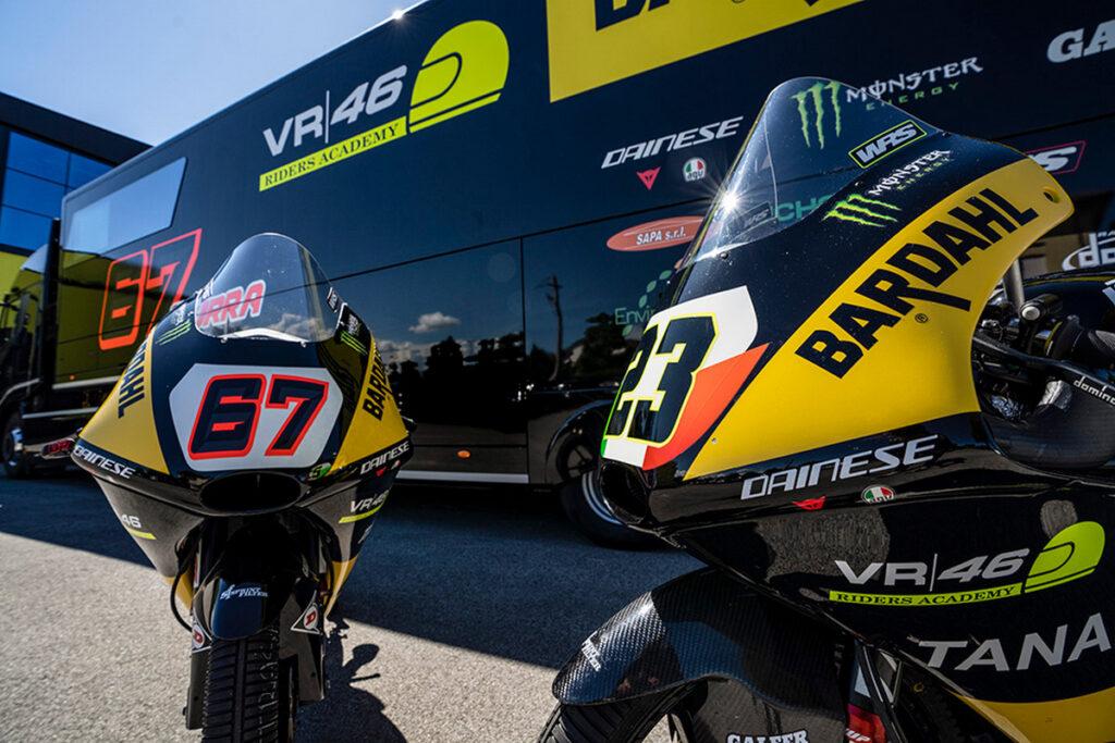 Moto3 | Bardahl VR46 Riders Academy wild card al Mugello
