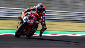 Superbike   Round Misano, Tissot Superpole Race: doppietta per Rinaldi