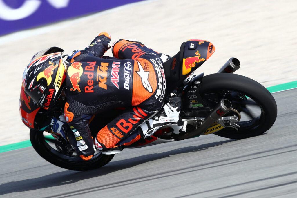Moto3 | Gp Germania FP2: Acosta precede Rodrigo e Oncu