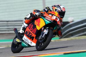 Moto3 | Gp Germania Warm Up: Acosta il più veloce, Foggia è secondo