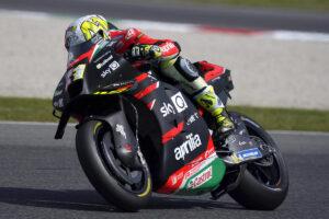 MotoGP   Gp Barcellona FP1: Aleix Espargarò precede Morbidelli, Rossi 15esimo