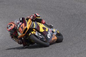 Moto2   Gp Barcellona FP1: Augusto Fernandez al Top, Bezzecchi è quinto