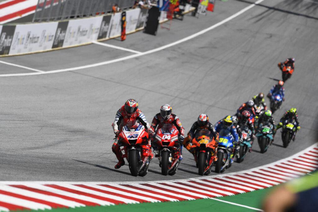 MotoGP   GP Austria: torna il pubblico, nessuna restrizione al Red Bull Ring
