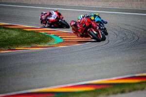 "MotoGP   GP Germania Gara: Bagnaia, ""Marquez? Avevo pronosticato una sua vittoria"""