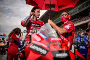 """MotoGP   GP Germania: Francesco Bagnaia, """"Momento molto importante per il campionato"""""""
