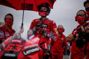 "MotoGP   GP Olanda: Francesco Bagnaia, ""Amo Assen, pista che ho tatuata sul braccio"""