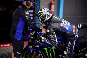 "MotoGP   Angel Vinales: ""Maverick se ne va perché non è felice in Yamaha"""