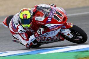 Moto3 | Gp Barcellona FP1: doppietta Aspar con Garcia e Guevara, Fenati è sesto