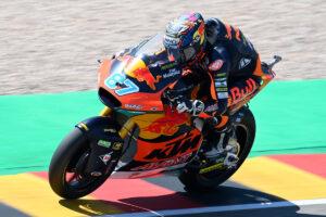 "Moto2   Gp Germania FP3: Gardner in vetta, ""Diggia"" 3°, Bezzecchi in Q1"