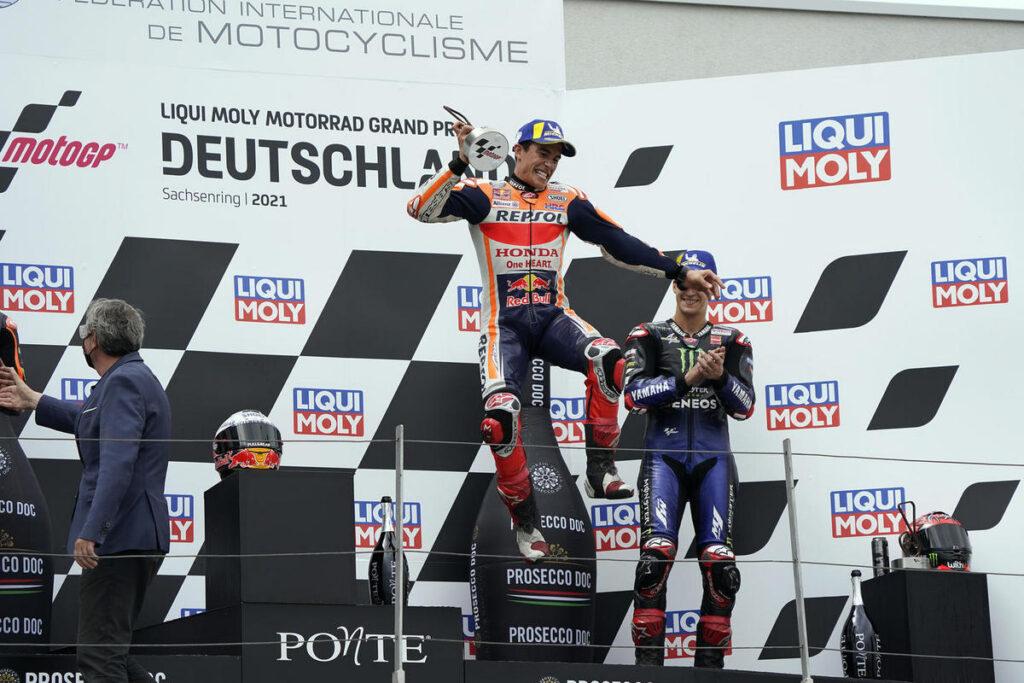MotoGP | Gp Germania: Marquez is back! [FOTOGALLERY]