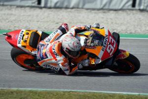MotoGP   Gp Germania FP1: Marquez in testa, caduta e 2° tempo per Quartararo