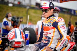 "MotoGP   GP Assen: Marc Marquez, ""Situazione diversa dal passato"""