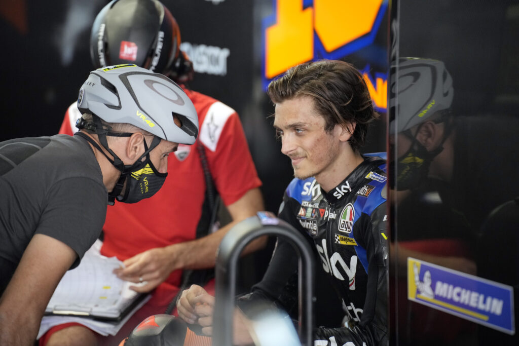 "MotoGP | GP Germania, Marini: ""Sachsenring pista molto particolare"""