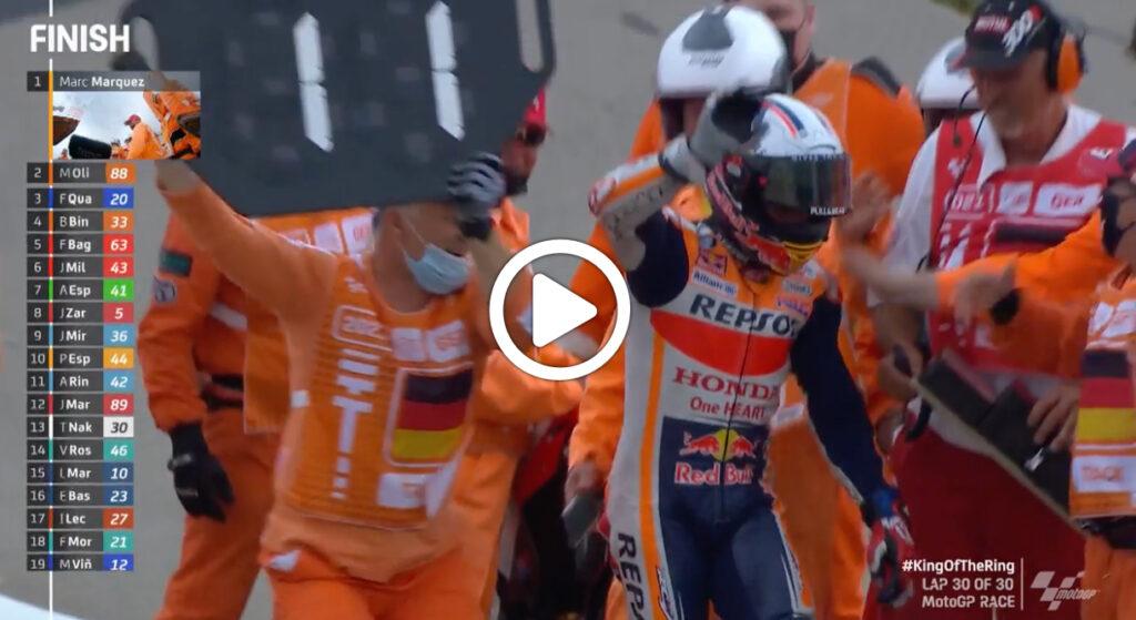 MotoGP | GP Germania, il punto di Sandro Donato Grosso [VIDEO]