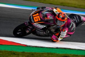 Moto3 | Gp Assen Warm Up: Migno il più veloce, Antonelli è secondo