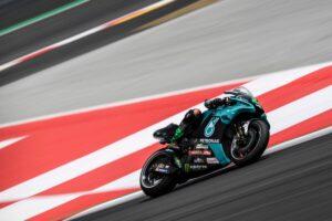 MotoGP   Gp Barcellona FP3: Morbidelli al Top, risale Rossi che accede alla Q2