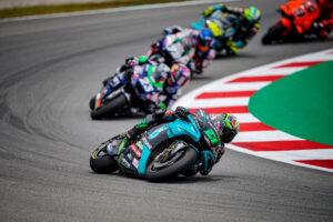 """MotoGP   GP Barcellona Gara: Morbidelli, """"Paghiamo la mancanza di velocità in rettilineo"""""""
