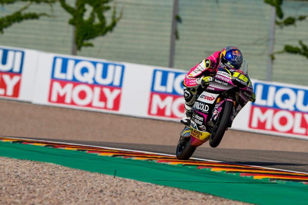 Moto3   Gp Germania Qualifiche: Salac in pole, Foggia secondo