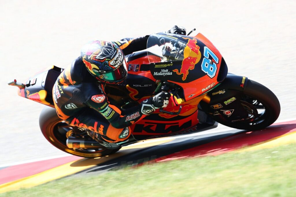 Moto2   Gp Germania Gara: Gardner domina, Bezzecchi terzo