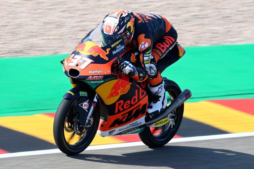 Moto3 | Gp Germania Gara: Acosta cala il poker, Foggia è terzo