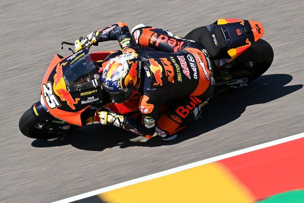 Moto2 | Gp Germania Qualifiche: Fernandez da record