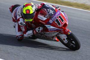 Moto3   Gp Barcellona Gara: Garcia vince, ma spettacolo indegno