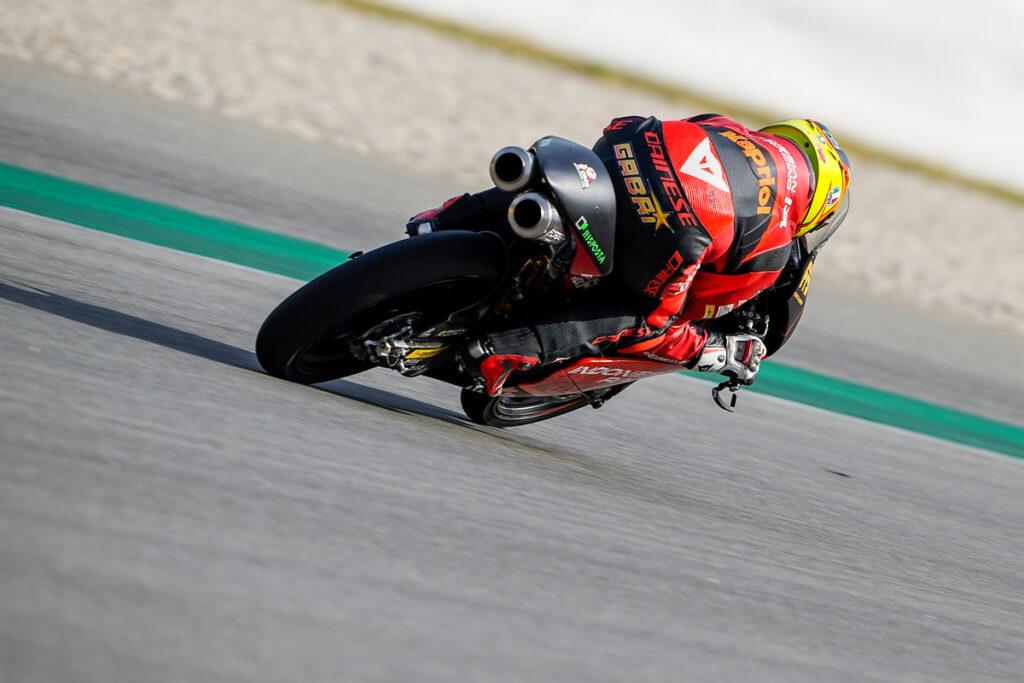 Moto3   Gp Barcellona Qualifiche: Rodrigo in pole, Antonelli in prima fila
