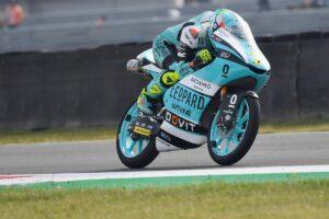Moto3 | Gp Assen Gara: Foggia inarrivabile, ottimo Fenati terzo