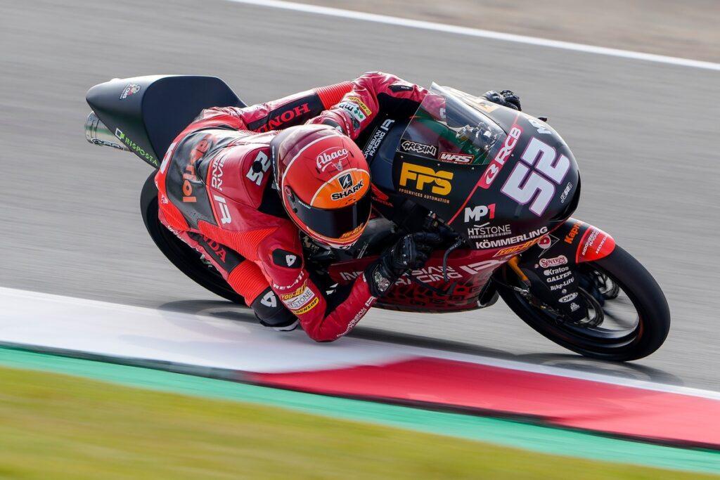 Moto3   Gp Assen Qualifiche: Alcoba beffa Fenati, pole da record