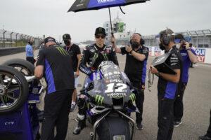 """MotoGP   GP Assen: Vinales, """"Voglio tornare sulla M1 il prima possibile"""""""