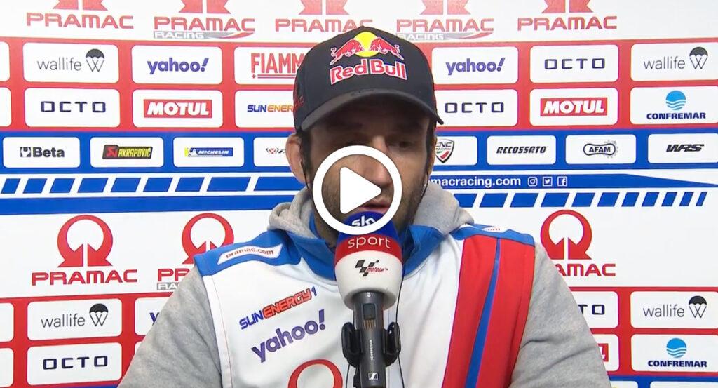 """MotoGP   GP Olanda Day 1, Johann Zarco: """"Devo trovare maggiore costanza"""" [VIDEO]"""