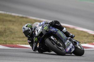 "MotoGP   GP Barcellona Gara: Vinales, ""Fine settimana positivo"""