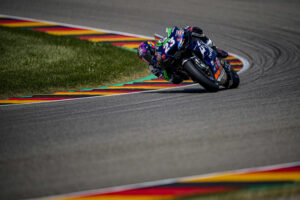 "MotoGP   GP Germania Gara: Enea Bastianini, ""Non sono contento"""