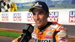 "MotoGP | GP Germania Gara: Marc Marquez, ""Ho guidato senza pensare a cosa stessi facendo"""
