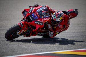 "MotoGP   GP Germania Gara: Miller, ""In gara abbiamo sofferto"""