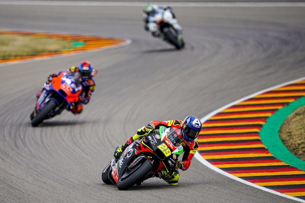 """MotoGP   GP Germania, due frenate sono considerate da Brembo come """"altamente impegnative"""""""