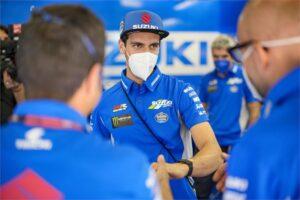 MotoGP   Suzuki conferma il ritorno di Alex Rins per il GP di Germania