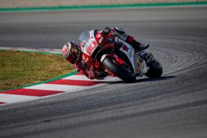 MotoGP   Gp Barcellona Warm Up: Nakagami il più veloce, Morbidelli è terzo