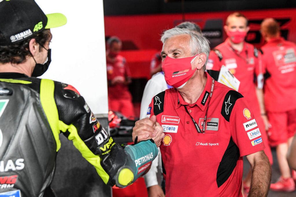 MotoGP | Ducati: futuro con Gresini Racing e VR46