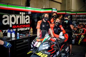 MotoGP   Vinales e Aprilia un futuro sempre più vicino