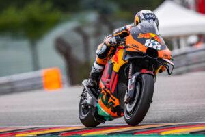 "MotoGP   GP Germania Gara, Miguel Oliveira: ""Bello salire di nuovo sul podio"""