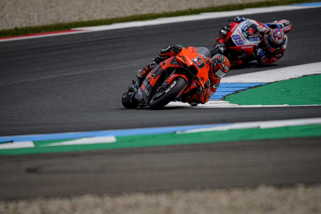 "MotoGP   GP Assen: Petrucci, ""Vado in vacanza tranquillo, KTM sa cosa sto facendo"""