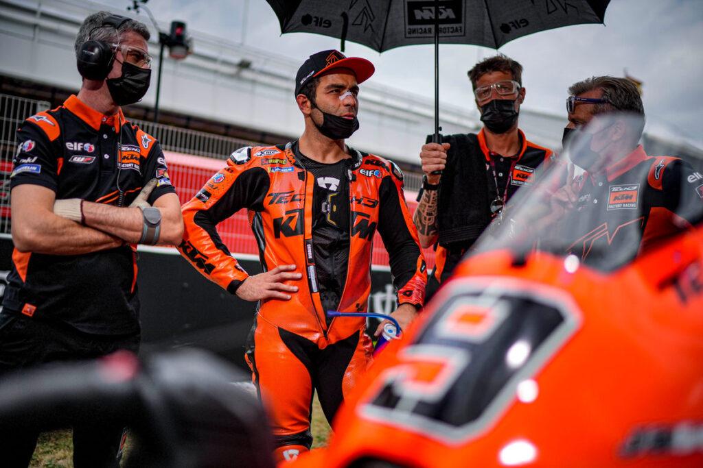 """MotoGP   GP Germania: Petrucci, """"Penso di poter essere  veloce"""""""