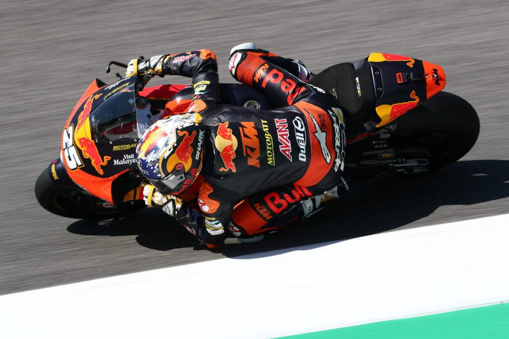 Moto2 | Gp Barcellona FP2: Raul Fernandez al comando, Bezzecchi è sesto